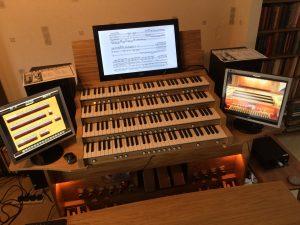 Kevin new organ